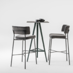 marlen stool 0163 with-im + Aky fast food 0121-by-contract