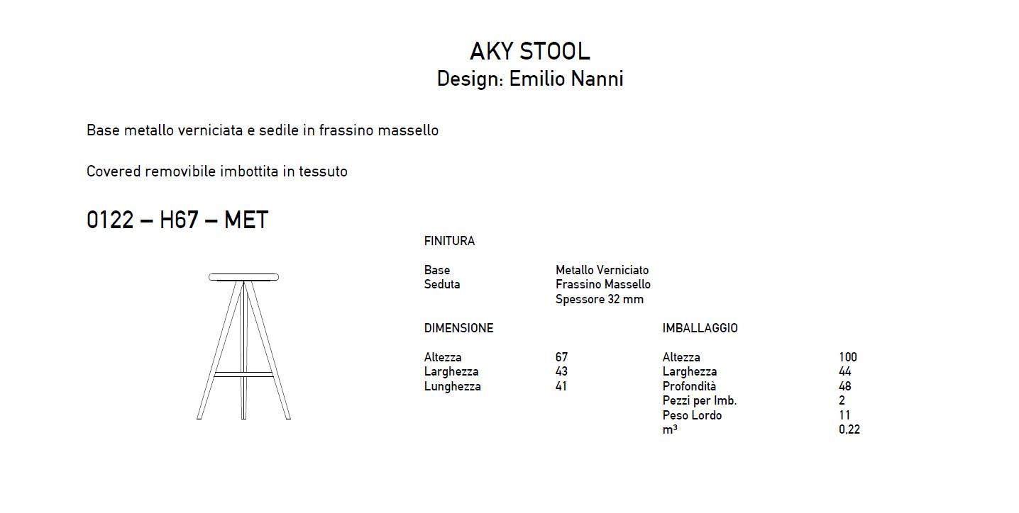 aky-stool-h67