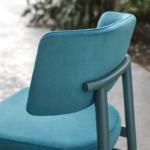 Marlen 0151 lacquered blu