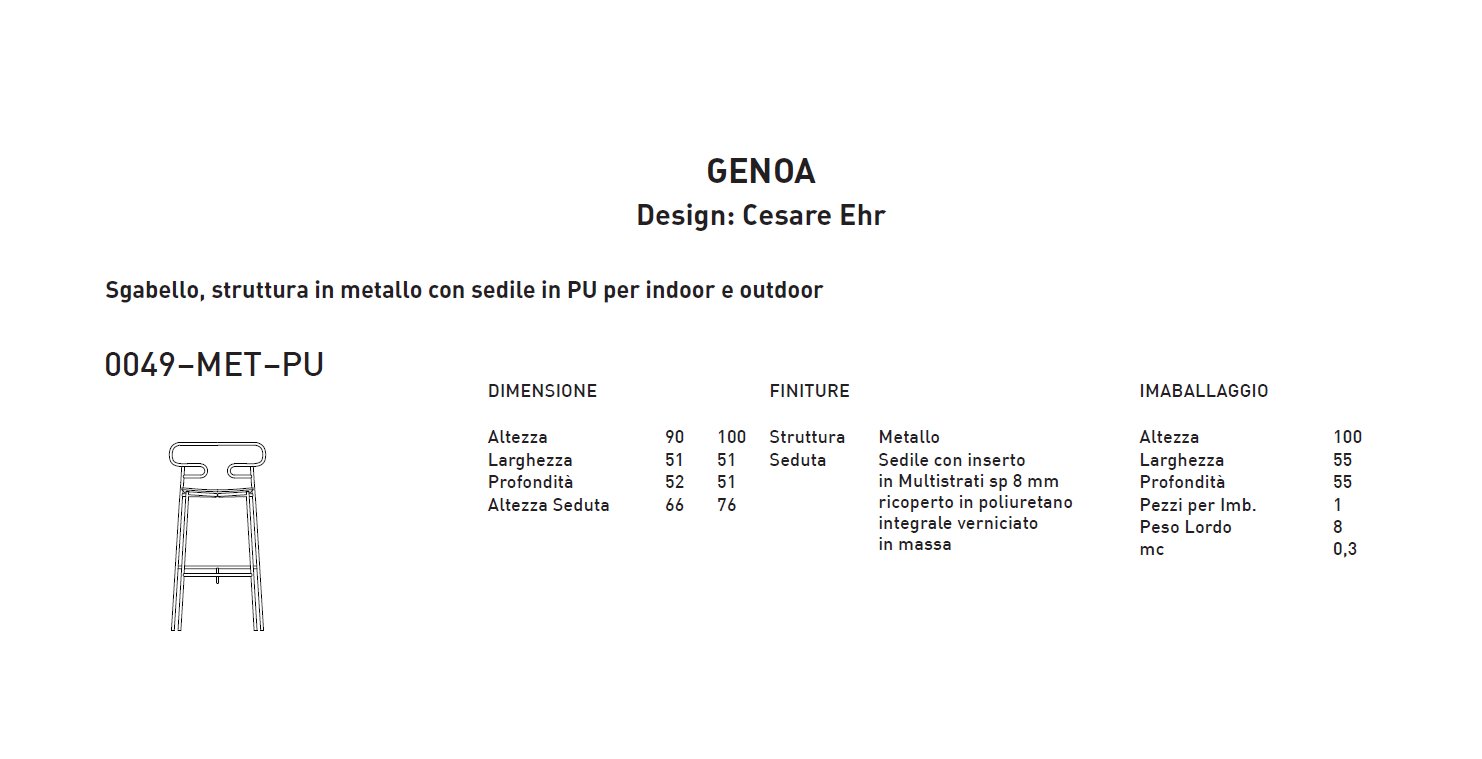 genoa-methyl-pu-0049-stool-ita-t