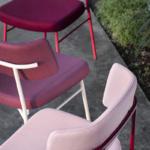 sedia Marlen met 0161 trio colore