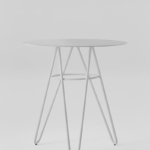 self table 0125-white