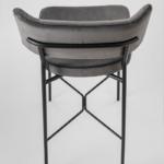back stool Marlen 0163-met-im