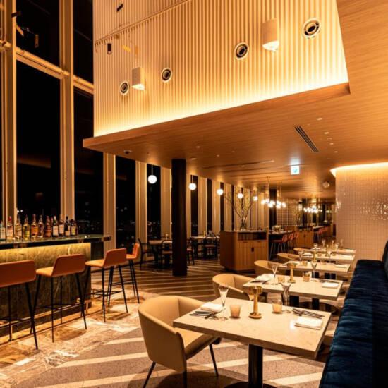 , SOMEWHERE RESTAURANT & BART MIYAKO HOTEL – JAPAN